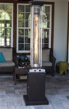 AZ Patio Heaters HLDS01 GTSS Quartz Glass Tube Patio Heater | Best Outdoor  Heaters And Diy Garden Decor Ideas