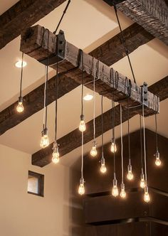 Rustic Industrial Island Light Houzz: