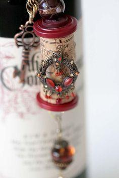 Christmas Cork Bella Vintage Hangers