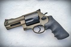 S&W 500 by The Alaska Life