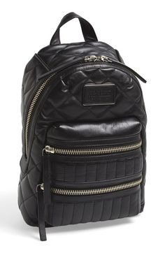 MARC BY MARC JACOBS  Domo Biker  Leather Backpack available at  Nordstrom  Chic Backpack b772e58ccfb95