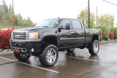 Lifted Chevrolet Silverado trucks GMC Chev truck fanatics twiter @GMCGuys