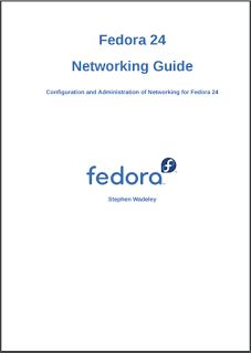 Ebook Configuration and Administration of Networking for Fedora 24 ~ DHOCNET Downloads - IT Support Bali - Hardware - Software - Networking - Data Recovery