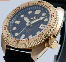 Heimdallr 6303 Bronze Turtle Amazing Watches, Breitling, Rolex Watches, Turtle, Bronze, Men, Accessories, Tortoise, Tortoise Turtle
