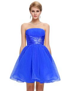 0081a096a13d2 Blue Short Homecoming Dresses Royal Blue Dresses, Prom Dresses Blue, Prom  Dresses 2016,