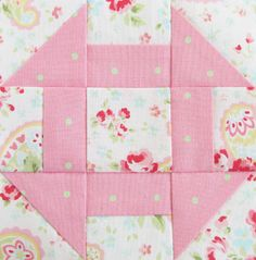 Farmer's Wife Quilt Along Weeks1-4 - Pretty by Hand -