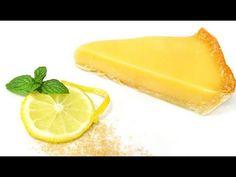 Tarta de limón - YouTube