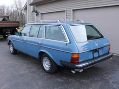 Bid for the chance to own a 1983 Mercedes-Benz Turbo at auction with Bring a Trailer, the home of the best vintage and classic cars online. Mercedes Benz Diesel, Mercedes 300, Mercedes Benz Cars, Classic Mercedes, August 19, Classic Cars Online, Station Wagon, Wishful Thinking, Automatic Transmission