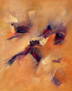 """""""En lo incierto del día"""" - Ana Iacono - Oleo sobre tela - 50 x 40 cm www.esencialismo.com"""