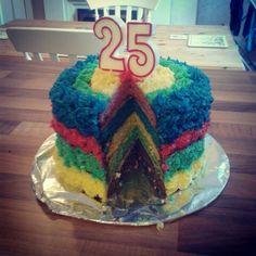 Layered cake ideas