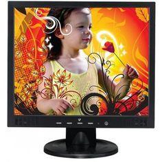 Monitor V7 19IN LCD 1280X1024 5:4 5MS - LCD19S1-8E