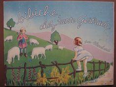 Bibiche Chez Tante Gertrude, un de mes tout premier livre