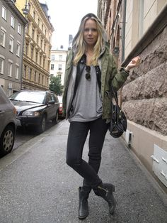 love the street style!