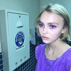 Lily-Rose and Jack Depp Lily Rose Depp Style, Lily Rose Melody Depp, Vanessa Paradis, Lily Depp, Johnny Depp, Heroin Chic, Festival Makeup, Celebs, Celebrities