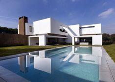 #architecture : Vivienda en la Moraleja by DAHL