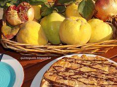 Apriti Sesamo - Cucina greca e non solo: Torta di mandorle e mele cotogne