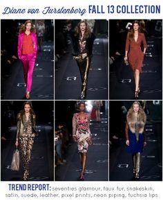 Fall 13 Fashion Week Faves: DVF