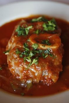 Marcelle's osso bucco recipe is a classic twist on comfort food.