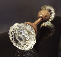 crystal door knobs