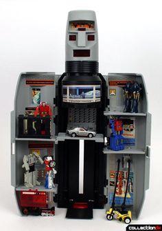 Gobots command center