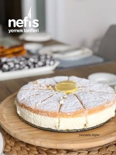 yemek I am here with the German cake recipe today. It is named as Sahnetorte in Germany. German Cakes Recipes, Cake Recipes, Dessert Recipes, Desserts, Pasta Torte, Pasta Pie, Red Wine Gravy, Flaky Pastry, Mince Pies