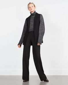 ZARA - WOMAN - TAILORED TROUSERS