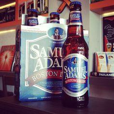 Cerveja do dia: Samuel Adams Boston Lager (4,9% / Boston - Estados Unidos) #cervejadodia