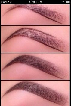 Fill In Eyebrows