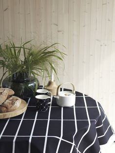 Marimekko Classics is a collection of our iconic clothing and timeless accessories. Combining bold prints with timeless design, each piece was designed for you, for life. Grey Glass, Lund, Marimekko, Bold Prints, Timeless Design, Home And Living, Flower Arrangements, Plant Leaves, Table Settings