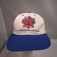 MLB Opening Day New York Yankees April 9 1996 Baseball Hat Cap Snap Back #CompetitiveEdge #NewYorkYankees