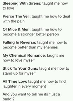 <3 For those kids who choose to be raised by bands.
