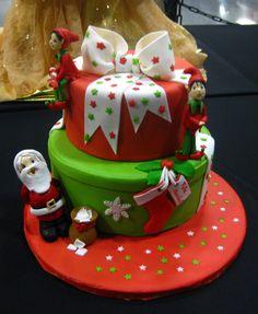Competition Cakes BCN & CAKE 2012 «Agnetas Cakes & Cupcakes