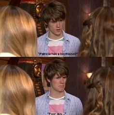 Haha Lol Jerome you gotta love him Best Tv Shows, Movies And Tv Shows, Eugene Simon, House Of Anubis, Water House, Book Show, Home Wedding, Ouat, Vip