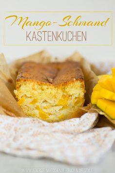 Rezept für saftig-fruchtigen Mango-Schmand-Kuchen | Recipe for Mango-Cream-Cake via ÜberSee-Mädchen - Ein Blog über Food, Photographie & die schönen Dinge