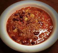 Guttas Kjøkken: Chili con carne minutt for minutt