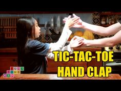 Tic-tac-toe Hand Clap | Full-Time Kid | PBS Parents - YouTube