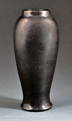 A Shearwater Pottery Vase