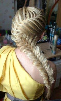 Fishtail Braid ♥♠✤