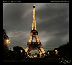 Sunday Snapshot: Paris, France - The Cultureur | A Luxury Travel and Culture Blog