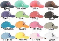 42 Best Monogrammed Hats images  49223c0a8a54