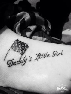My tattoo for dad