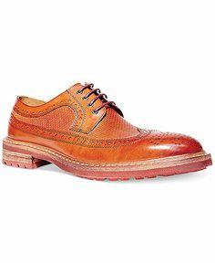 Steve Madden Respanse Wing-Tip Oxfords - All Men's Shoes - Men - Macy's