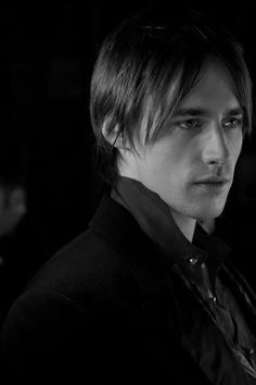 """""""Penny Dreadful"""" - Dorian (Reeve) - I don't find him physically attractive, but the voice/tone that he uses for this character is rather interesting."""