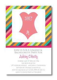 Printable Bachelorette Invitation by kristinb2d on Etsy, $13.00