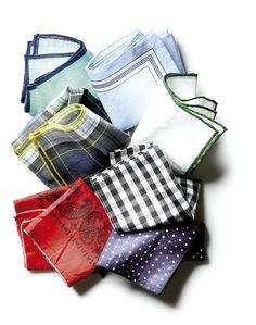 Pañuelos de bolsillo para hombre | Galería de fotos 3 de 22 | GQ MX