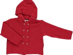 Pintail cardigan - Red | Knitwear | Girls | Amaiakids contact@amaiakids.co.uk http://amaiakids.co.uk