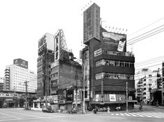 Thomas Struth, Tokyo, 1986