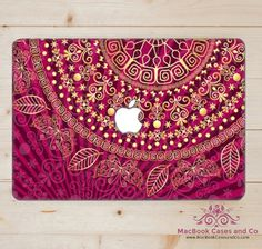 Purple Mandala, MacBook Case. Macbook Cover by MacBookCasesandCo on Etsy