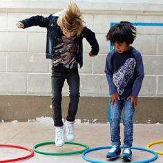 Camisola estampada R Kids   La Redoute