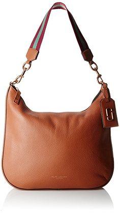 77c5abd6ddb1c2 Marc Jacobs Gotham Hobo, Maple Tan Hobo Handbags, Hobo Bags, Tan Shoulder  Bag